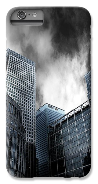 Canary Wharf IPhone 6 Plus Case by Martin Newman