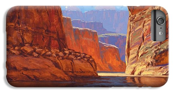 Grand Canyon iPhone 6 Plus Case - Canyon Colors by Cody DeLong