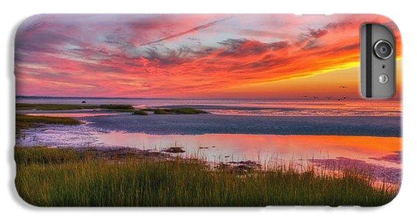 Cape Cod Skaket Beach Sunset IPhone 6 Plus Case