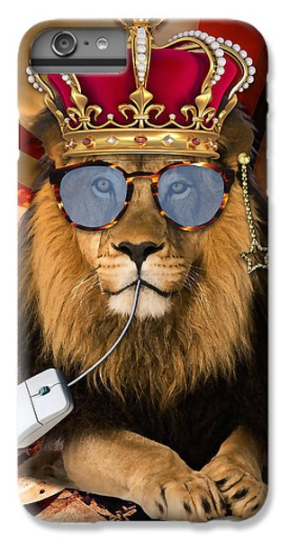 Cat And Mouse Game IPhone 6 Plus Case