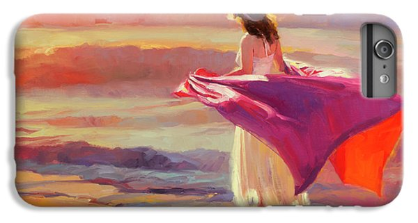 Pacific Ocean iPhone 6 Plus Case - Catching The Breeze by Steve Henderson
