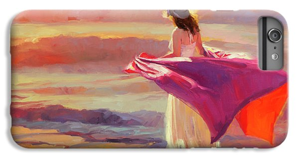 Water Ocean iPhone 6 Plus Case - Catching The Breeze by Steve Henderson