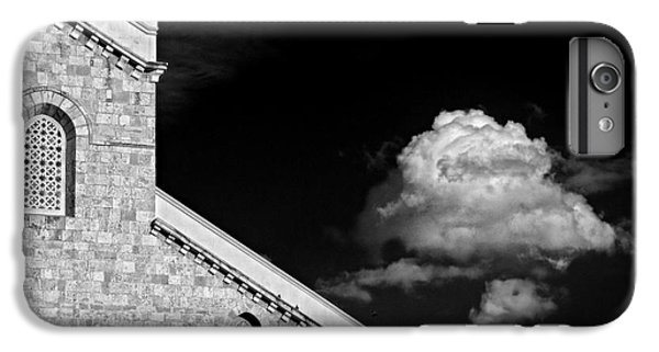 Cathedral And Cloud IPhone 6 Plus Case by Silvia Ganora