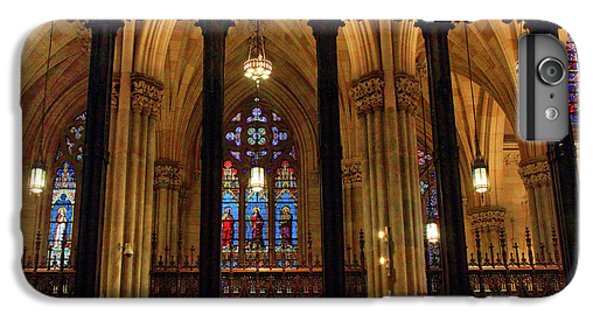 IPhone 6 Plus Case featuring the photograph Cathedral Arches by Jessica Jenney