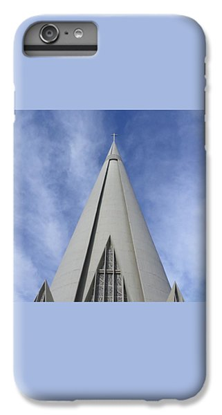 Cathedral Minor Basilica Our Lady Of Glory IPhone 6 Plus Case by Bruna Lima
