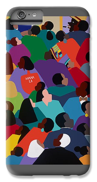 iPhone 6 Plus Case - Celebration Maaa-la by Synthia SAINT JAMES