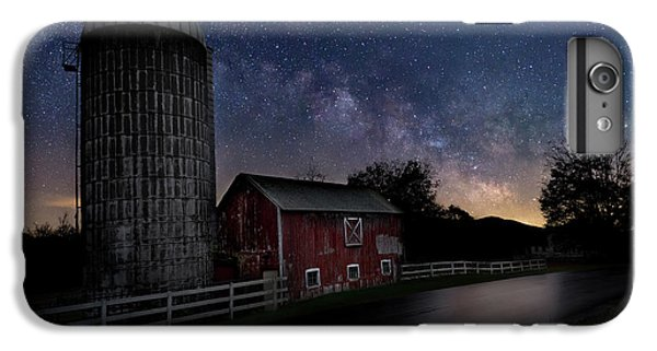 IPhone 6 Plus Case featuring the photograph Celestial Farm by Bill Wakeley