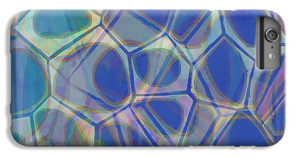 Decorative iPhone 6 Plus Case - Cell Abstract One by Edward Fielding