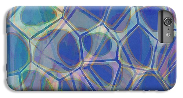 Detail iPhone 6 Plus Case - Cell Abstract One by Edward Fielding