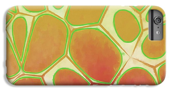 Detail iPhone 6 Plus Case - Cells Abstract Five by Edward Fielding