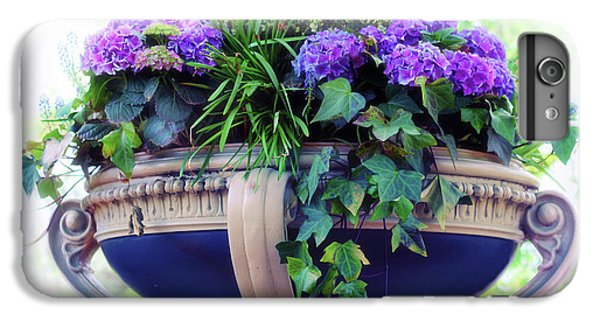 IPhone 6 Plus Case featuring the photograph Central Park Planter by Jessica Jenney
