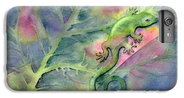 Chameleon IPhone 6 Plus Case by Amy Kirkpatrick