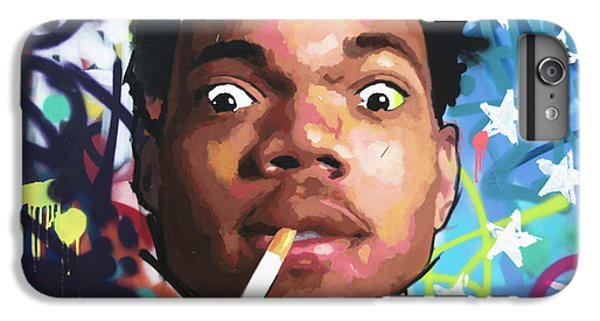 Chance The Rapper IPhone 6 Plus Case