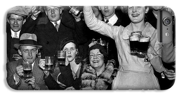 Beer iPhone 6 Plus Case - Cheers by Jon Neidert