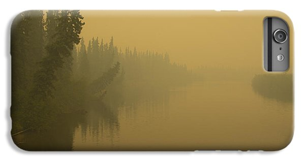 Chena River IPhone 6 Plus Case by Gary Lengyel
