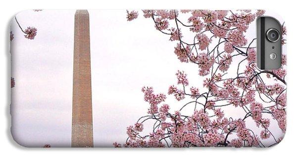 Cherry Washington IPhone 6 Plus Case by Olivier Le Queinec