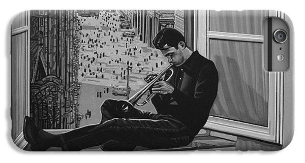 Jazz iPhone 6 Plus Case - Chet Baker by Paul Meijering