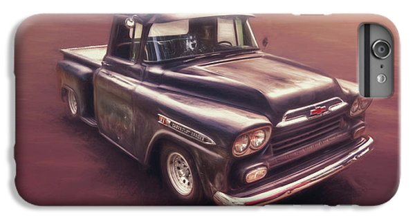 Truck iPhone 6 Plus Case - Chevrolet Apache Pickup by Scott Norris
