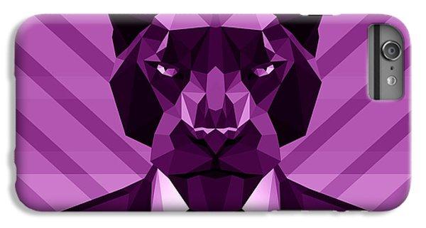 Chevron Panther IPhone 6 Plus Case