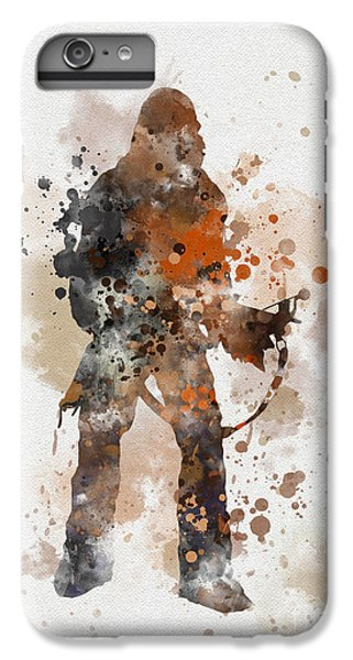Han Solo iPhone 6 Plus Case - Chewie by My Inspiration