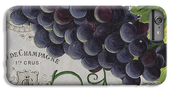 Vins De Champagne 2 IPhone 6 Plus Case by Debbie DeWitt