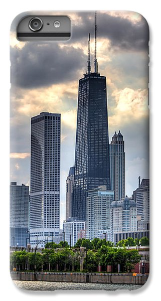 Building iPhone 6 Plus Case - Chicago From The Pier by Joshua Ball