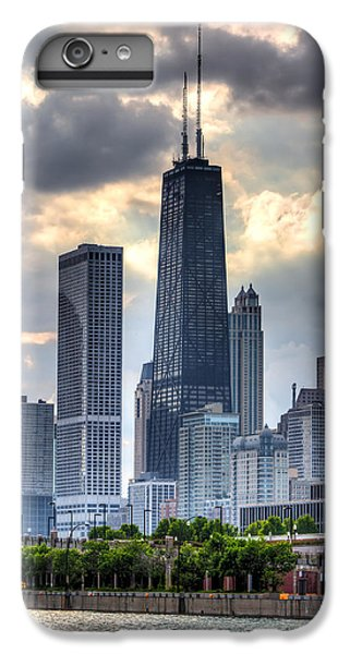 Chicago From The Pier IPhone 6 Plus Case by Joshua Ball