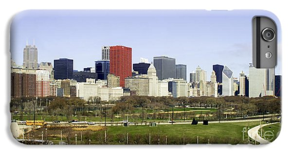 Chicago- The Windy City IPhone 6 Plus Case by Ricky L Jones