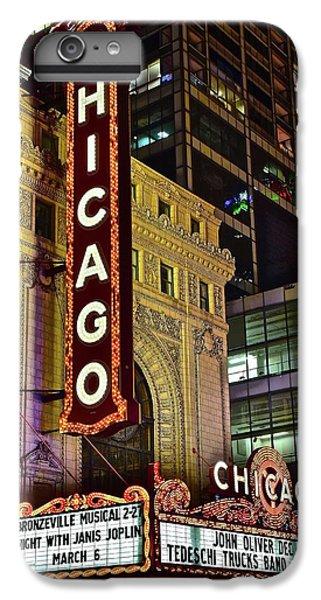 Chicago Theater Aglow IPhone 6 Plus Case