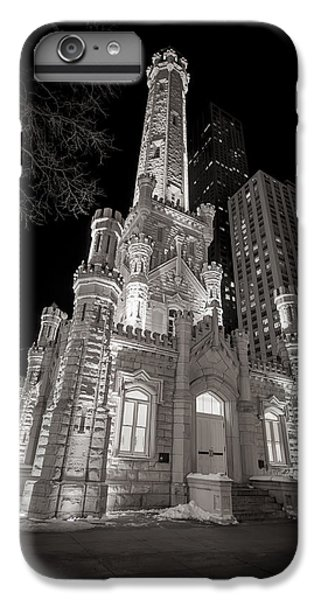Chicago Water Tower IPhone 6 Plus Case by Adam Romanowicz
