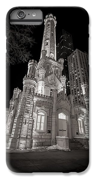 Chicago Water Tower IPhone 6 Plus Case