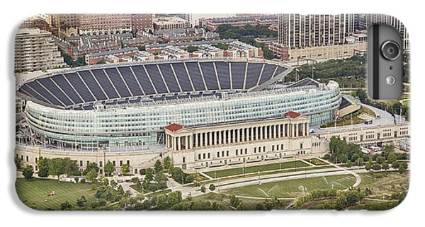 Chicago's Soldier Field Aerial IPhone 6 Plus Case