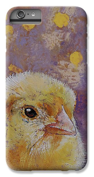 Chick IPhone 6 Plus Case by Michael Creese