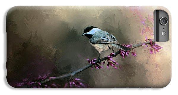 Chickadee In The Light IPhone 6 Plus Case