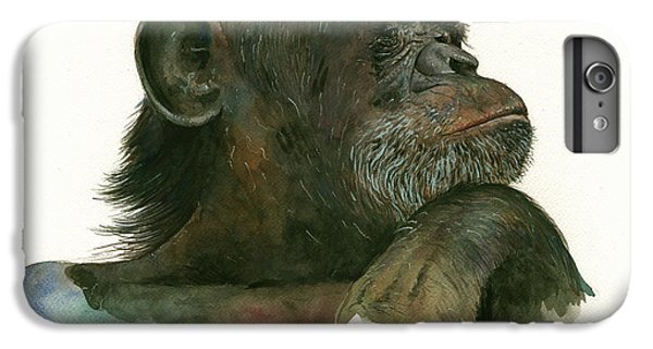 Chimp Portrait IPhone 6 Plus Case