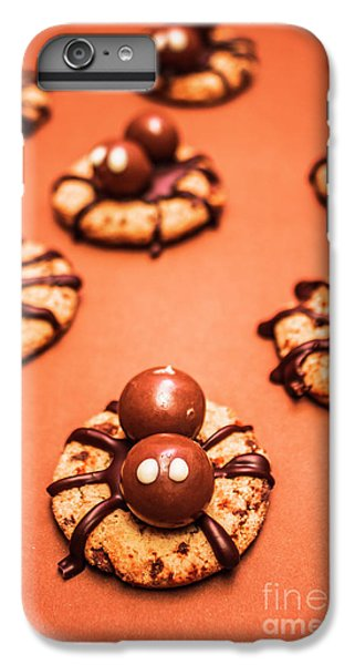 Chocolate Peanut Butter Spider Cookies IPhone 6 Plus Case