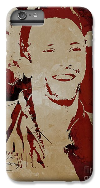 Chris Martin Coldplay IPhone 6 Plus Case