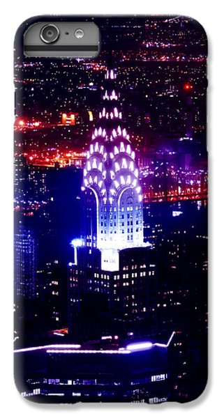 Chrysler Building At Night IPhone 6 Plus Case