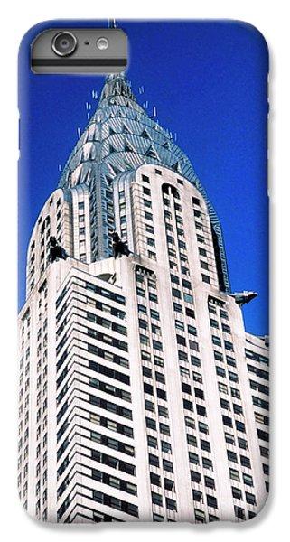 Chrysler Building IPhone 6 Plus Case by John Greim