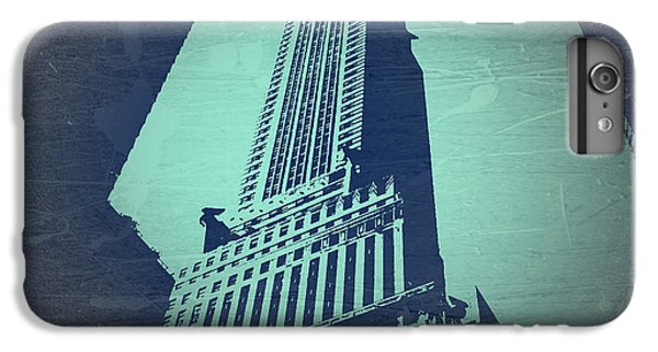 Chrysler Building  IPhone 6 Plus Case by Naxart Studio