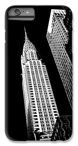 Chrysler Nights IPhone 6 Plus Case by Az Jackson