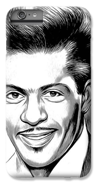 Rock And Roll iPhone 6 Plus Case - Chuck Berry 2 by Greg Joens