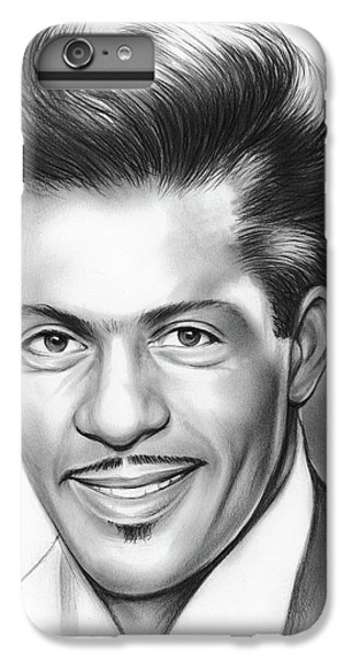 Rock And Roll iPhone 6 Plus Case - Chuck Berry by Greg Joens