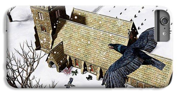 Church Ravens IPhone 6 Plus Case