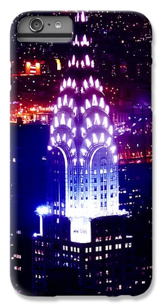 Chyrsler Lights IPhone 6 Plus Case