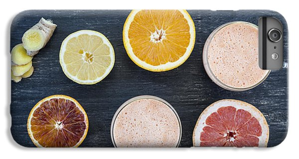 Citrus Smoothies IPhone 6 Plus Case