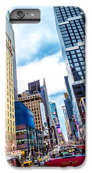 City Sights Nyc IPhone 6 Plus Case by Az Jackson