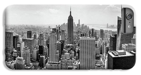 Classic New York  IPhone 6 Plus Case by Az Jackson