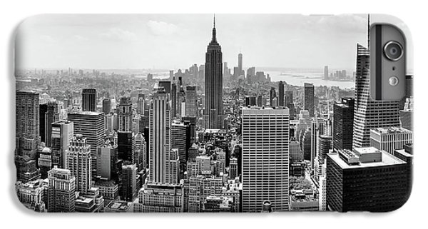 Classic New York  IPhone 6 Plus Case by Az Jackson