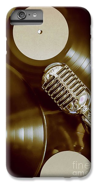 Classic Rock N Roll IPhone 6 Plus Case by Jorgo Photography - Wall Art Gallery